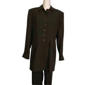 David Bijoux Plus Size Suit
